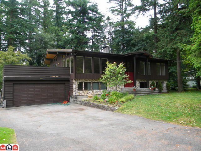 Main Photo: 2282 173RD Street in Surrey: Pacific Douglas House for sale (South Surrey White Rock)  : MLS®# F1119284