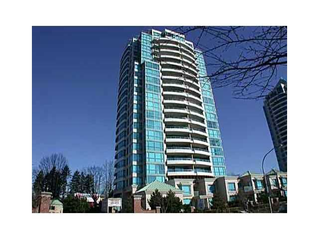 "Main Photo: 605 6611 SOUTHOAKS Crescent in Burnaby: Highgate Condo for sale in ""GEMINI I"" (Burnaby South)  : MLS®# V903756"