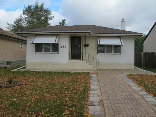 Main Photo:  in WINNIPEG: East Kildonan Residential for sale (North East Winnipeg)  : MLS®# 1120844