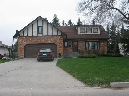 Photo 1: Photos: 412 BONNER Avenue in Winnipeg: Residential for sale (Algonquin Estates)  : MLS®# 1110512