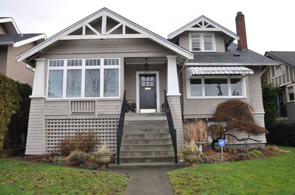 Main Photo: 6550 East Boulevard in Vancouver: Kerrisdale Home for sale ()  : MLS®# v868402