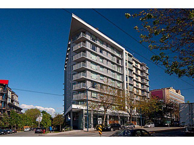 "Main Photo: 318 328 E 11TH Avenue in Vancouver: Mount Pleasant VE Condo for sale in ""Uno"" (Vancouver East)  : MLS®# V1061290"