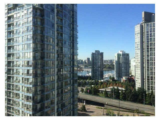 Main Photo: 1901 928 BEATTY Street in Vancouver: Yaletown Condo for sale (Vancouver West)  : MLS®# V1119432