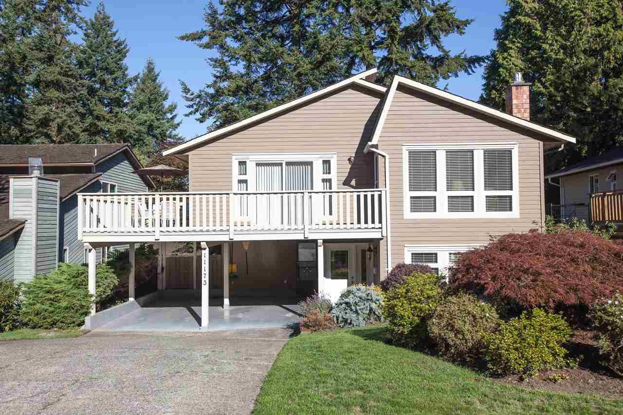 "Main Photo: 11173 PROSPECT Drive in Delta: Sunshine Hills Woods House for sale in ""Sunshine Hills"" (N. Delta)  : MLS®# F1451490"