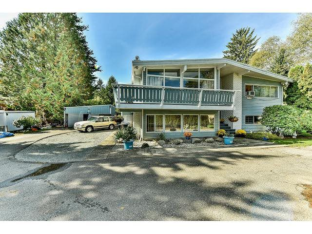 Main Photo: 8665 192 Street in Surrey: Port Kells House for sale (North Surrey)  : MLS®# R2002423