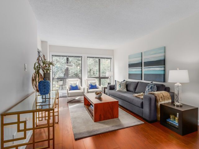 """Main Photo: 210 1477 FOUNTAIN Way in Vancouver: False Creek Condo for sale in """"Fountain Terrace"""" (Vancouver West)  : MLS®# R2006853"""
