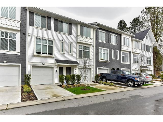 "Main Photo: 29 18681 68 Avenue in Surrey: Clayton Townhouse for sale in ""Creekside"" (Cloverdale)  : MLS®# R2043550"