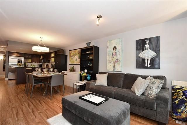 """Main Photo: 101 2137 W 10TH Avenue in Vancouver: Kitsilano Townhouse for sale in """"THE I"""" (Vancouver West)  : MLS®# R2097974"""