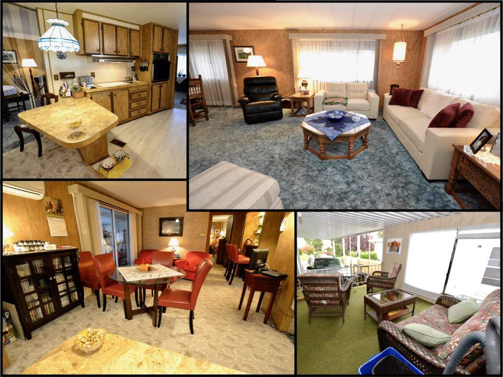 """Main Photo: 77 15875 20 Avenue in Surrey: King George Corridor Manufactured Home for sale in """"Searidge Bays"""" (South Surrey White Rock)  : MLS®# R2119843"""