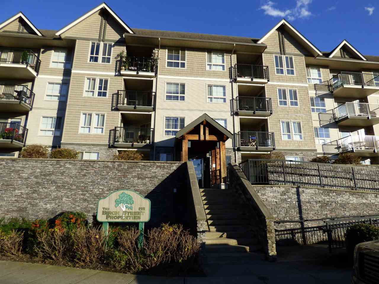 "Main Photo: 205 9000 BIRCH Street in Chilliwack: Chilliwack W Young-Well Condo for sale in ""BIRCH STREET PROPERTIES"" : MLS®# R2156858"