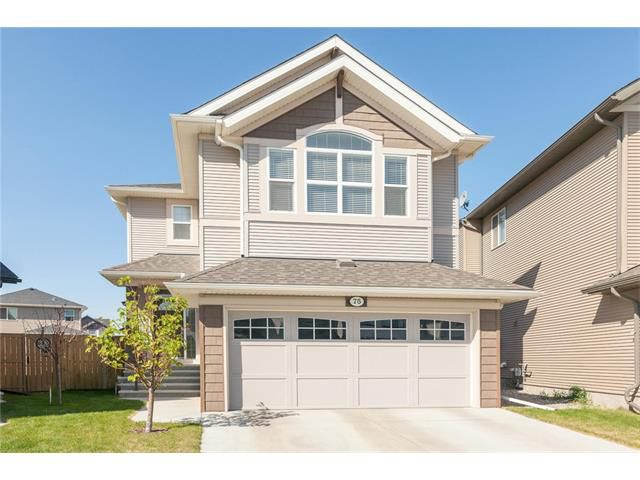 Main Photo: 75 SKYVIEW SHORES Road NE in Calgary: Skyview Ranch House for sale : MLS®# C4112910