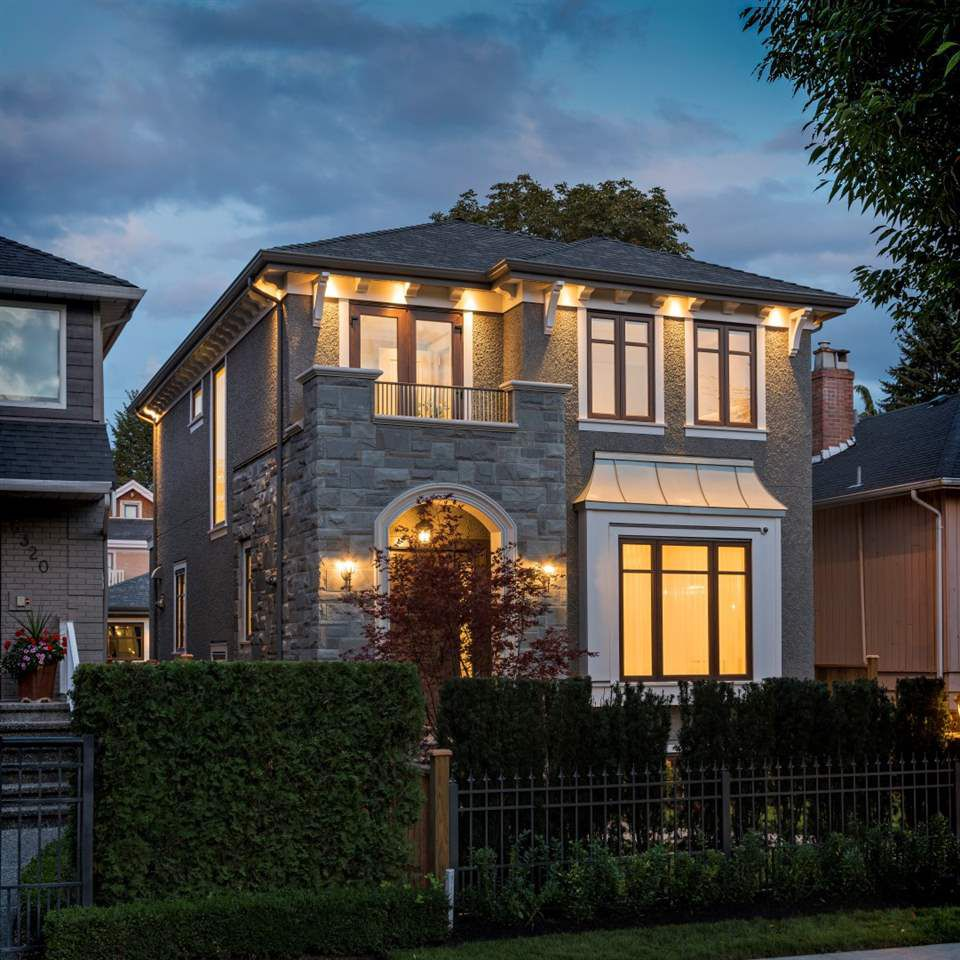 Main Photo: 6338 LABURNUM Street in Vancouver: Kerrisdale House for sale (Vancouver West)  : MLS®# R2251390