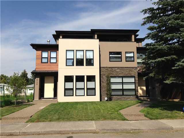 Main Photo: 2724 EXSHAW Road NW in Calgary: Banff Trail House for sale : MLS®# C3591853