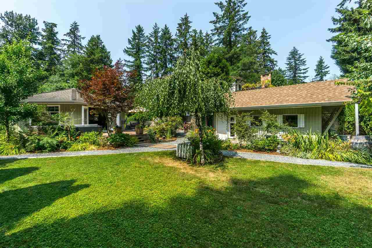 "Main Photo: 8840 HARVIE Road in Surrey: Port Kells House for sale in ""Port Kells"" (North Surrey)  : MLS®# R2293449"