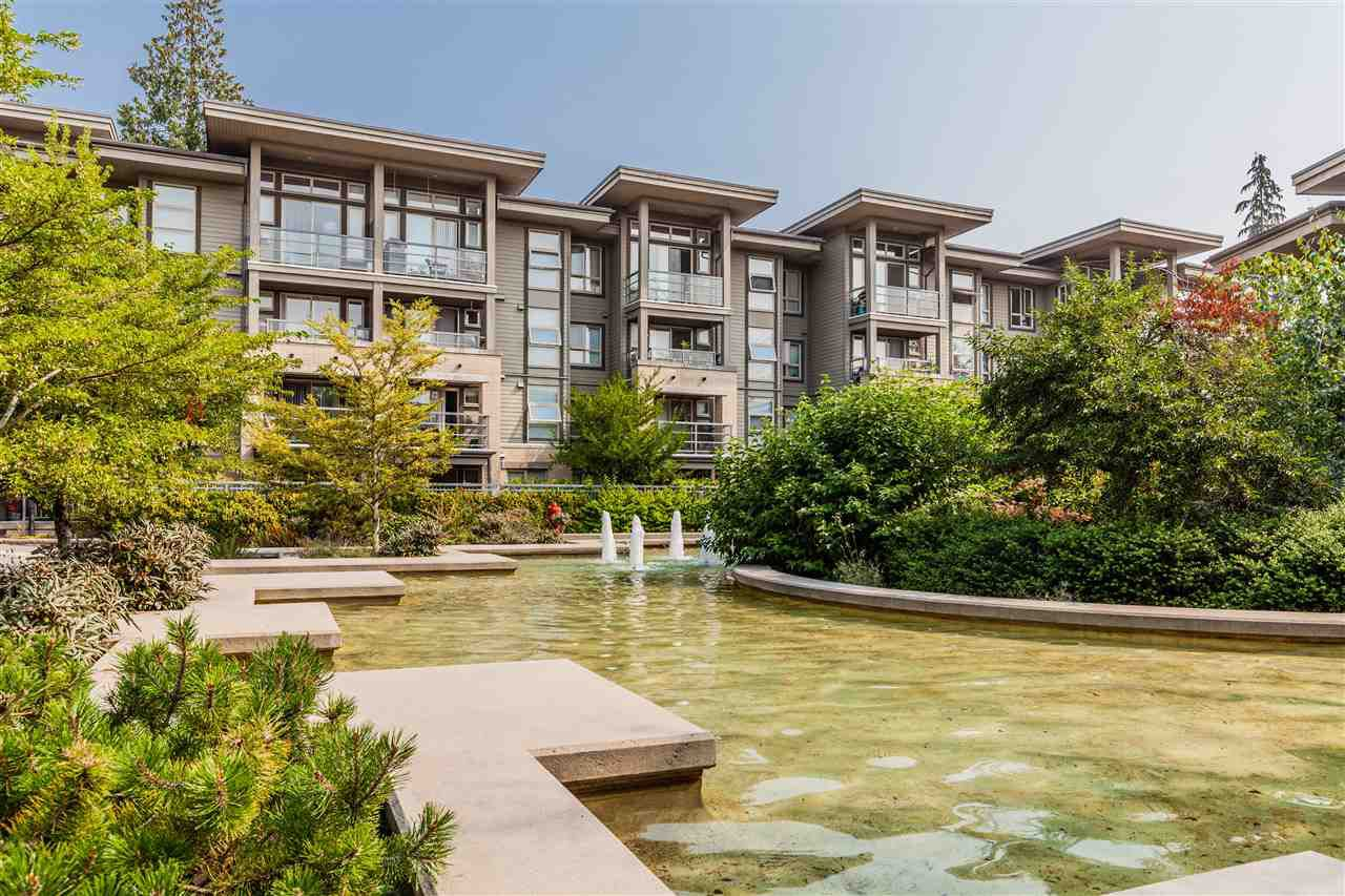 """Main Photo: 106 9319 UNIVERSITY Crescent in Burnaby: Simon Fraser Univer. Condo for sale in """"HARMONY"""" (Burnaby North)  : MLS®# R2296593"""