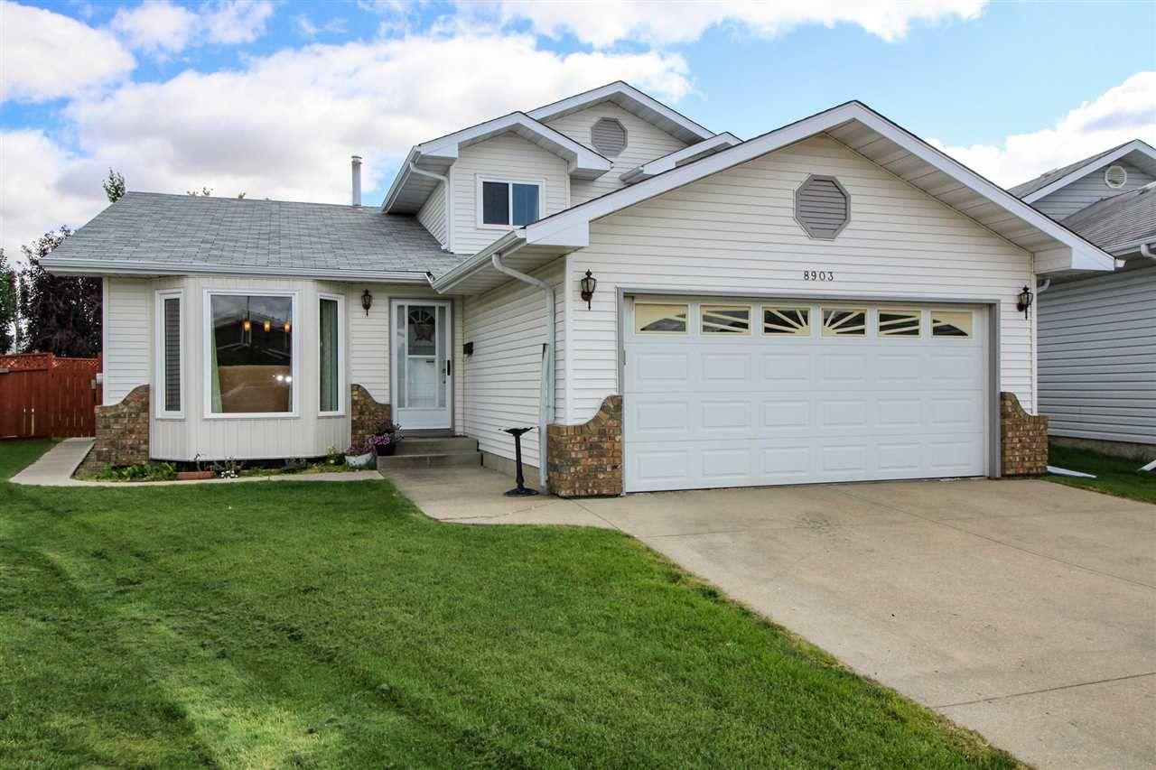 Main Photo: 8903 169 Avenue in Edmonton: Zone 28 House for sale : MLS®# E4128022