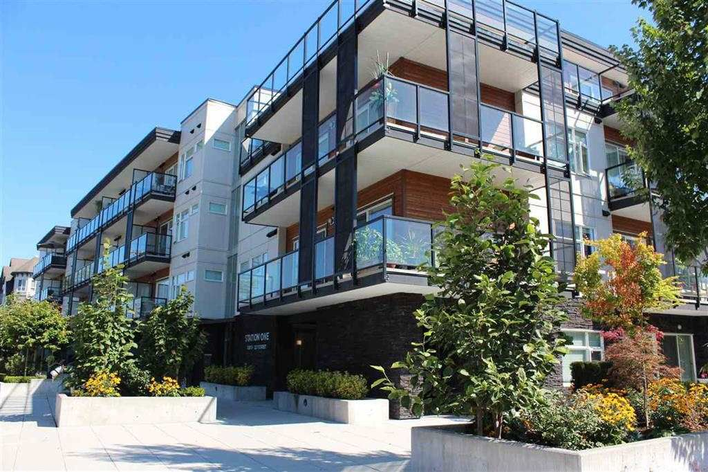 "Main Photo: 304 12070 227TH Street in Maple Ridge: East Central Condo for sale in ""Station One"" : MLS®# R2311375"