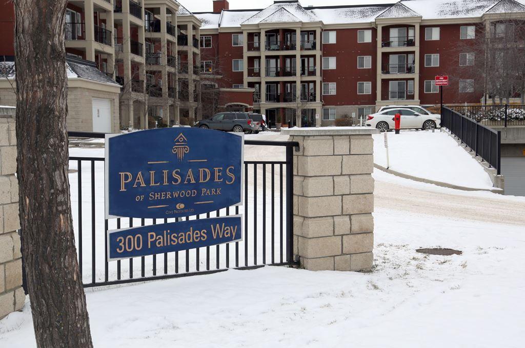 Main Photo: 134 300 PALISADES WAY Way: Sherwood Park Condo for sale : MLS®# E4135488