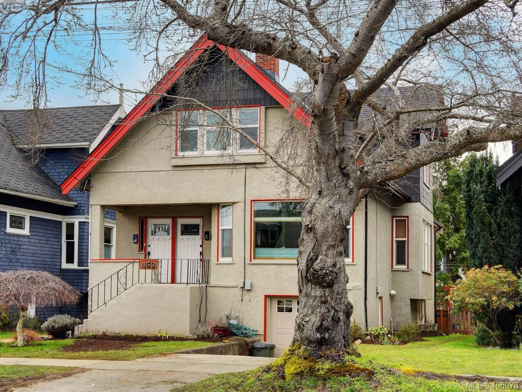 Main Photo: 453 Moss Street in VICTORIA: Vi Fairfield West Single Family Detached for sale (Victoria)  : MLS®# 406073