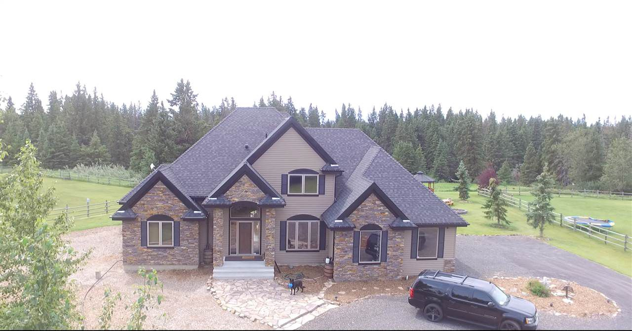 Main Photo: 14 473031 RGE RD 243: Rural Wetaskiwin County House for sale : MLS®# E4146295
