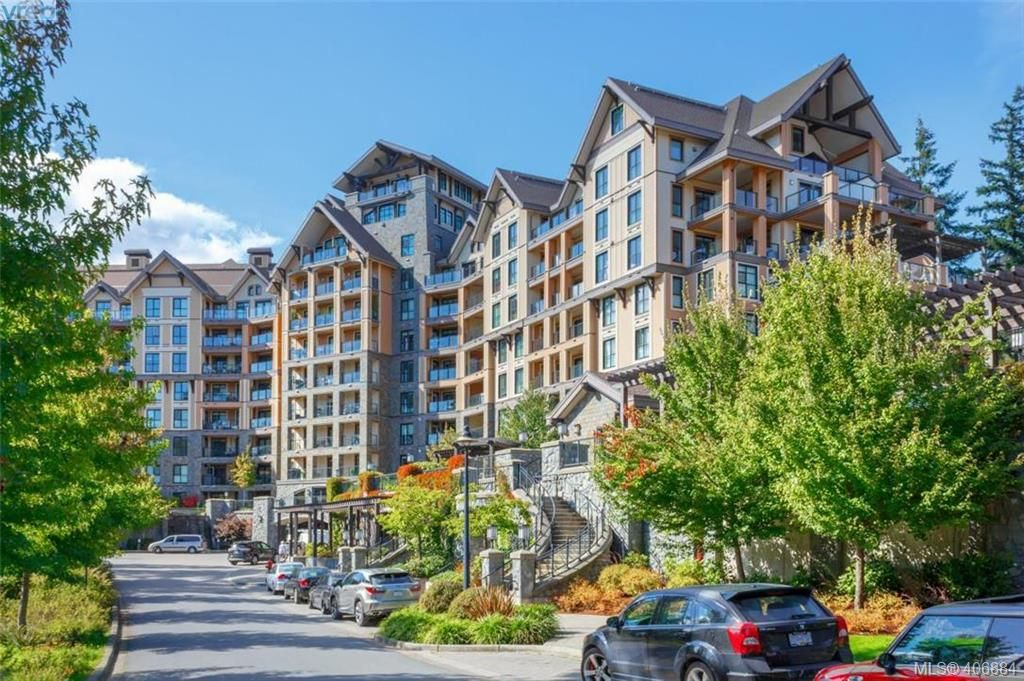 Main Photo: 214 1400 Lynburne Place in VICTORIA: La Bear Mountain Condo Apartment for sale (Langford)  : MLS®# 406884