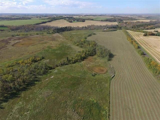 Main Photo: SW CORNER TWP RD 534 & RR 222: Rural Strathcona County Rural Land/Vacant Lot for sale : MLS®# E4148557
