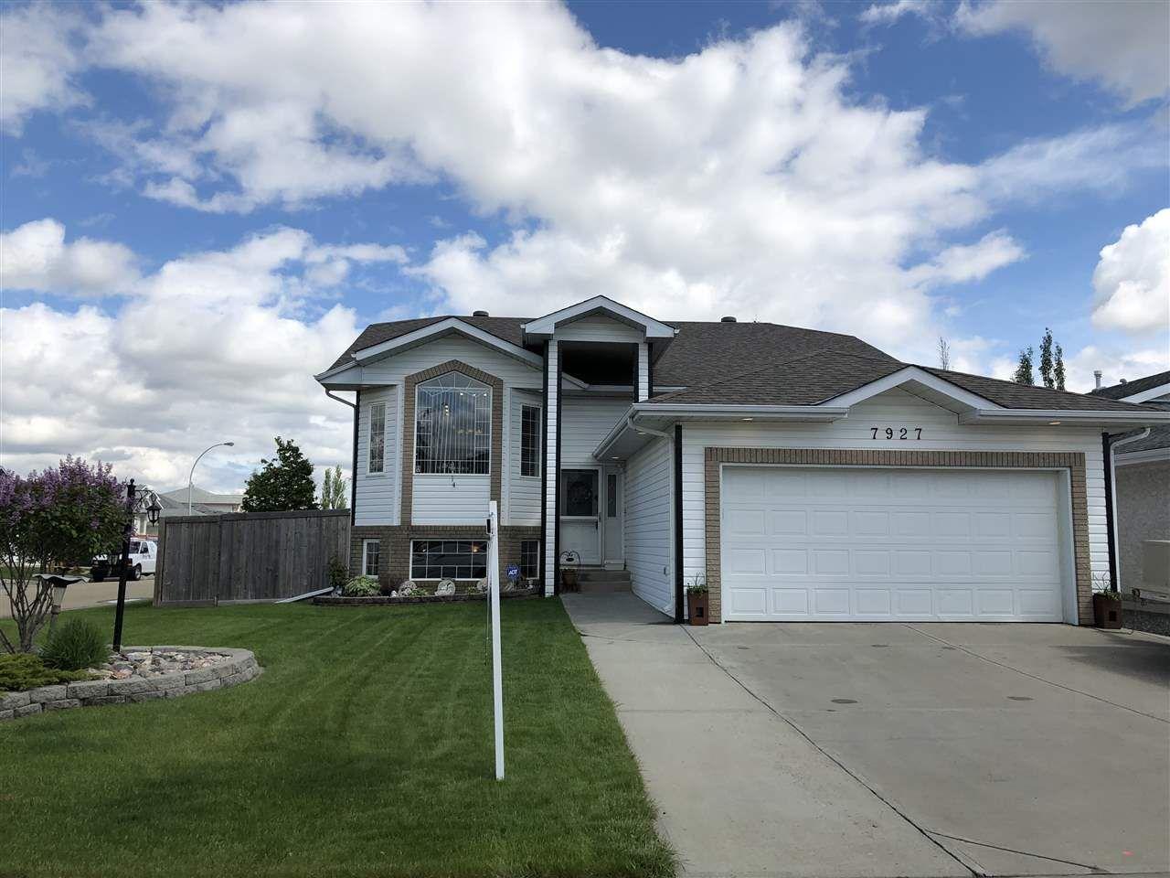 Main Photo: 7927 165 Avenue in Edmonton: Zone 28 House for sale : MLS®# E4158382