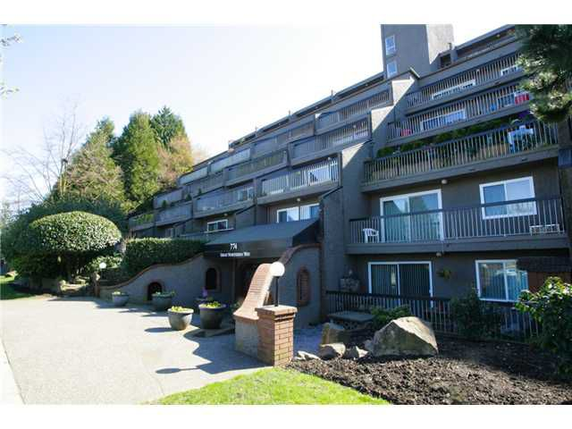 "Main Photo: 415 774 GREAT NORTHERN Way in Vancouver: Mount Pleasant VE Condo for sale in ""PACIFIC TERRACES"" (Vancouver East)  : MLS®# V880299"