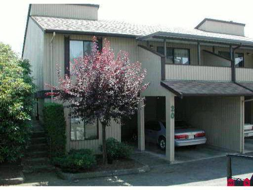 """Main Photo: 20 2962 NELSON Place in Abbotsford: Central Abbotsford Townhouse for sale in """"Willband Creek"""" : MLS®# F1120705"""