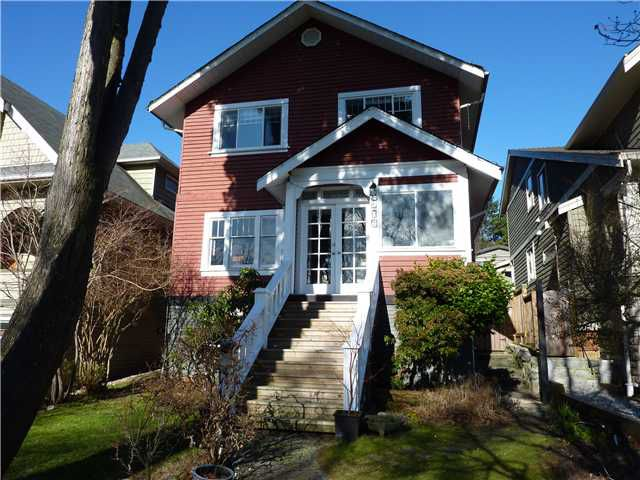 Main Photo: 216 E 27TH Street in North Vancouver: Upper Lonsdale House for sale : MLS®# V930932