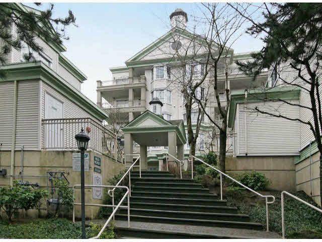 "Main Photo: 217 15268 105 Avenue in Surrey: Guildford Condo for sale in ""Georgian Gardens"" (North Surrey)  : MLS®# F1425638"