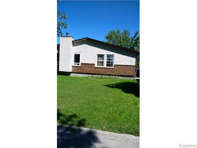 Main Photo: 107 Sage Wood Avenue in WINNIPEG: North Kildonan Residential for sale (North East Winnipeg)  : MLS®# 1524186