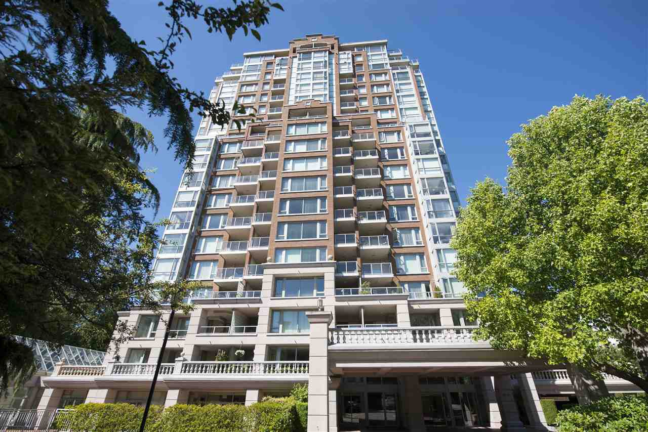 """Main Photo: 906 5775 HAMPTON Place in Vancouver: University VW Condo for sale in """"THE CHATHAM"""" (Vancouver West)  : MLS®# R2057660"""