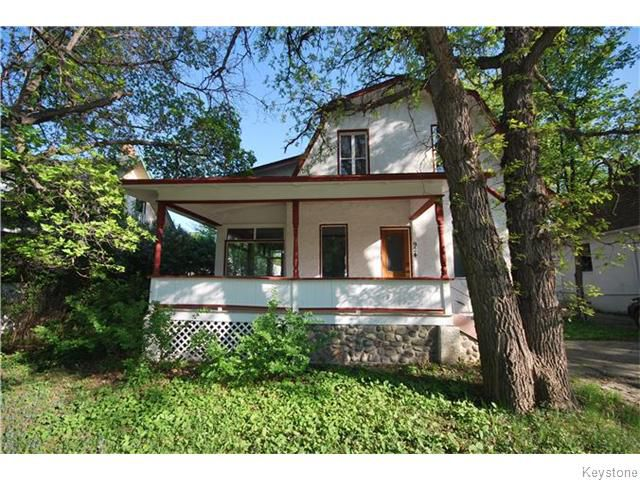Main Photo: 924 North Drive in Winnipeg: Fort Garry / Whyte Ridge / St Norbert Residential for sale (South Winnipeg)  : MLS®# 1613257