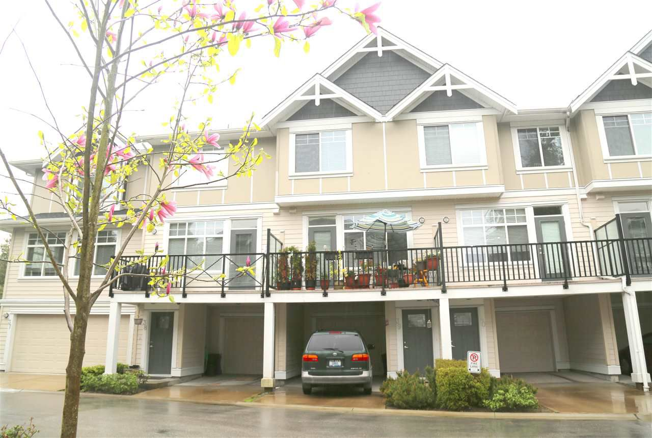 "Main Photo: 39 12775 63 Avenue in Surrey: Panorama Ridge Townhouse for sale in ""ENCLAVE"" : MLS®# R2162447"