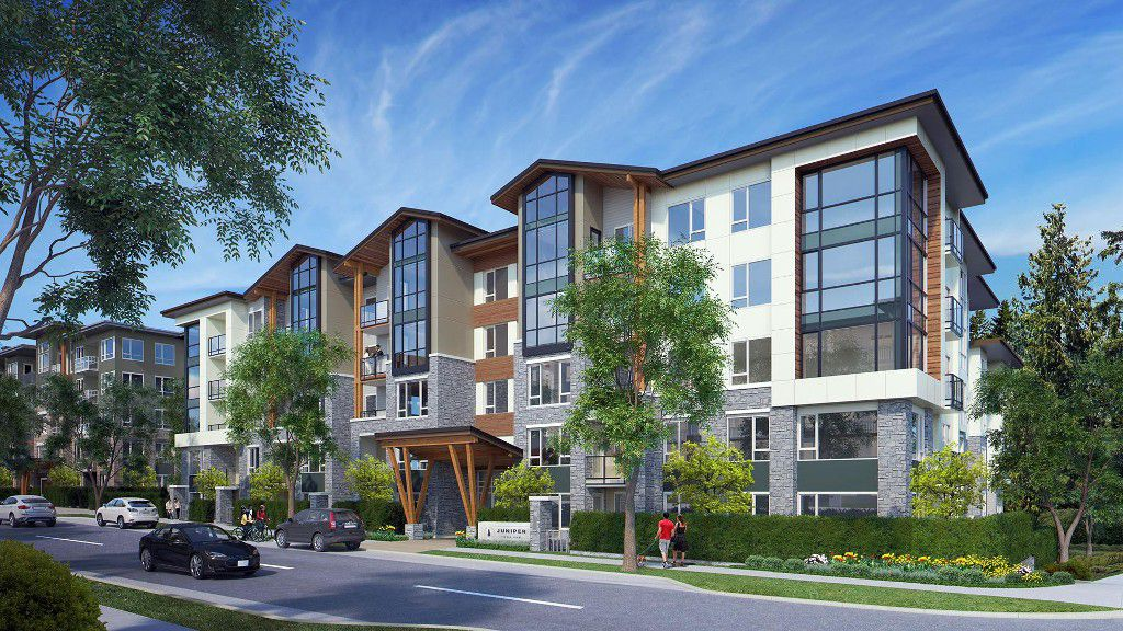 Main Photo: 303 2632 Library Lane in North Vancouver: Lynn Valley Condo for sale
