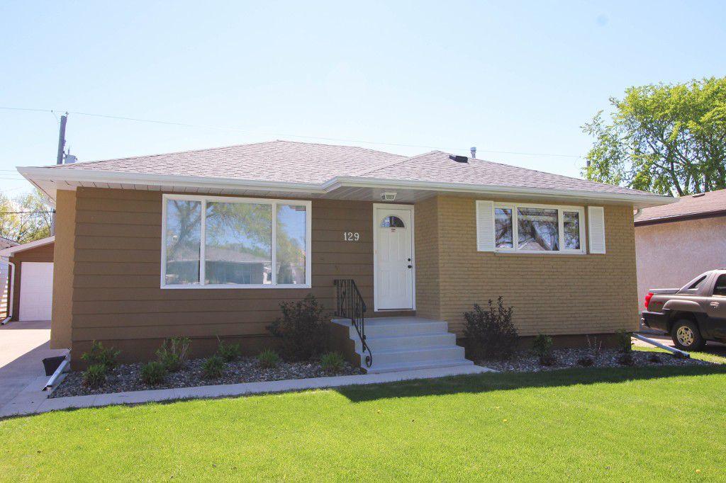 Main Photo: 129 Broad Bay - North Kildonan Bungalow for sale