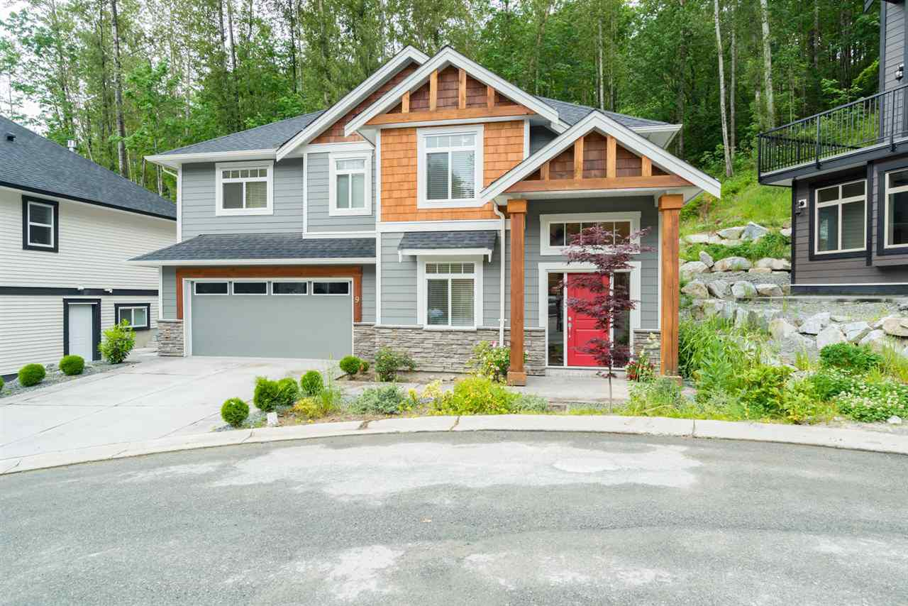 """Main Photo: 9 35259 STRAITON Road in Abbotsford: Abbotsford East House for sale in """"CLAYBURN CREEK ESTATES"""" : MLS®# R2172466"""