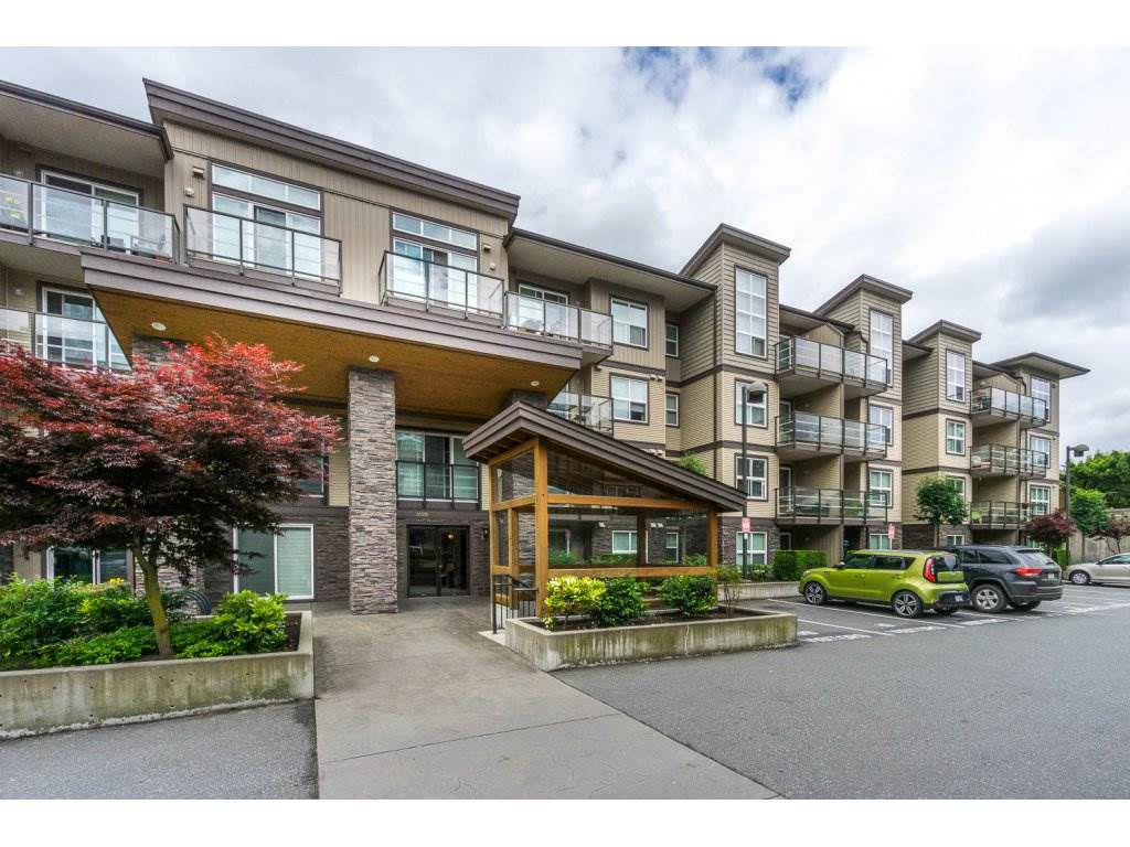 Main Photo: 402 30515 CARDINAL AVENUE in Abbotsford: Abbotsford West Condo for sale : MLS®# R2170990
