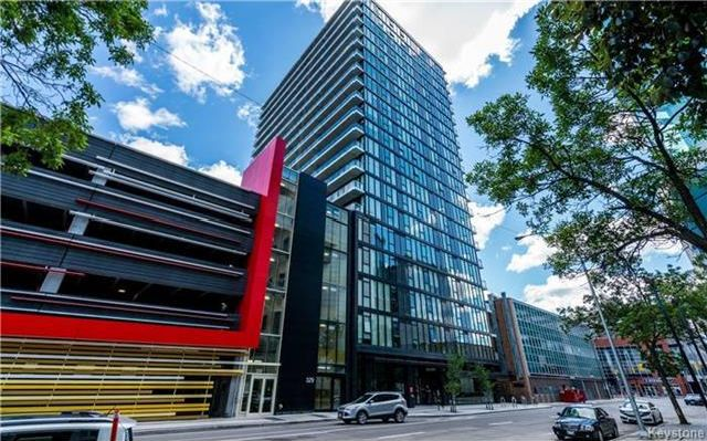 Main Photo: 804 311 Hargrave Street in Winnipeg: Downtown Condominium for sale (9A)  : MLS®# 1724624