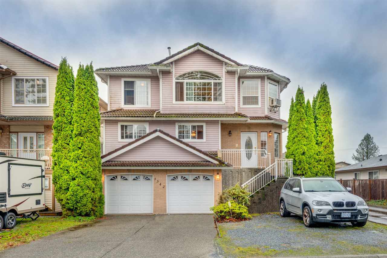 Main Photo: 3342 RAE Street in Port Coquitlam: Lincoln Park PQ House for sale : MLS®# R2225916