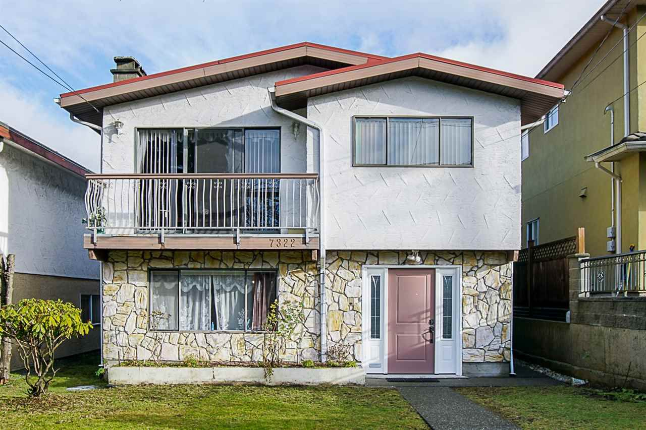 Main Photo: 7322 1ST Street in Burnaby: East Burnaby House for sale (Burnaby East)  : MLS®# R2231211