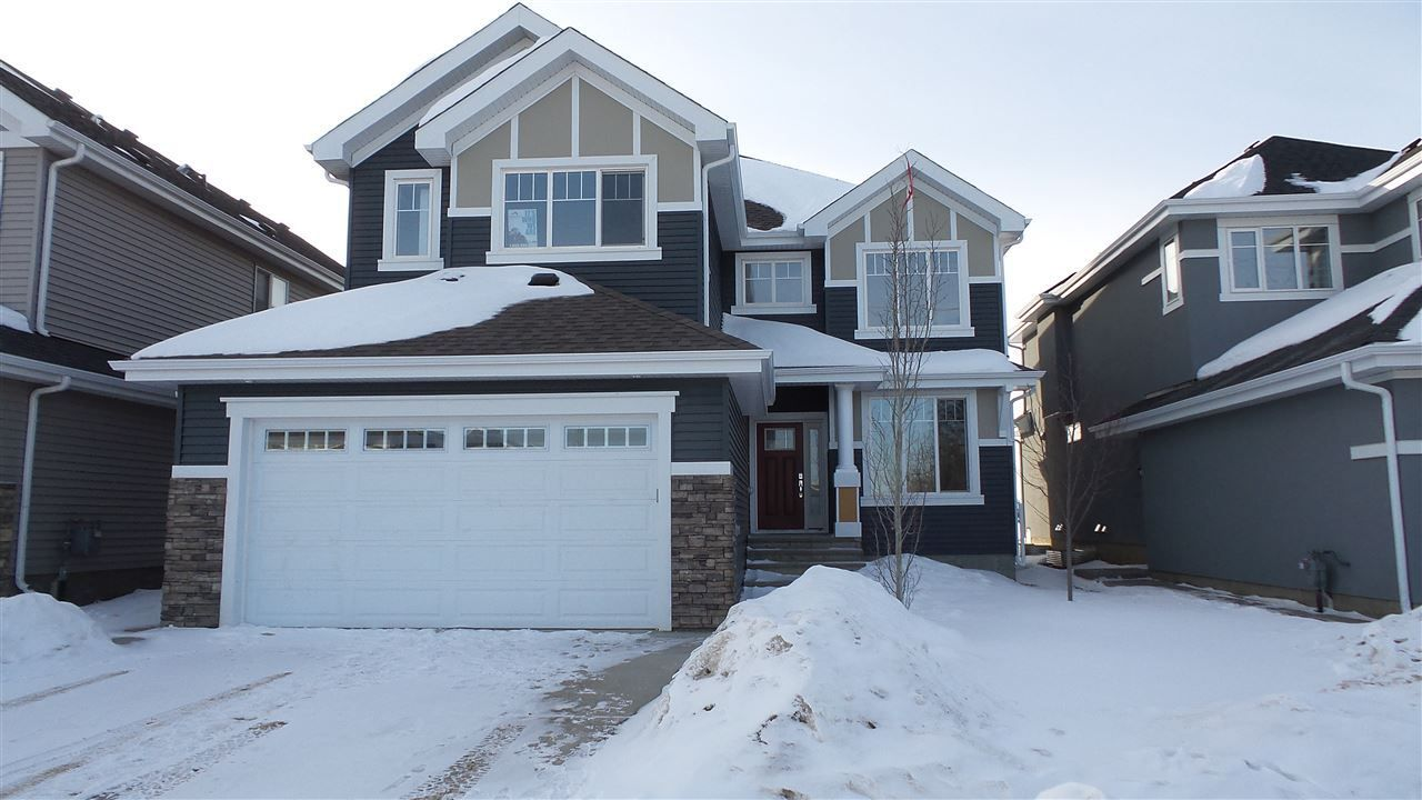 Main Photo: 2056 88 Street in Edmonton: Zone 53 House for sale : MLS®# E4099618