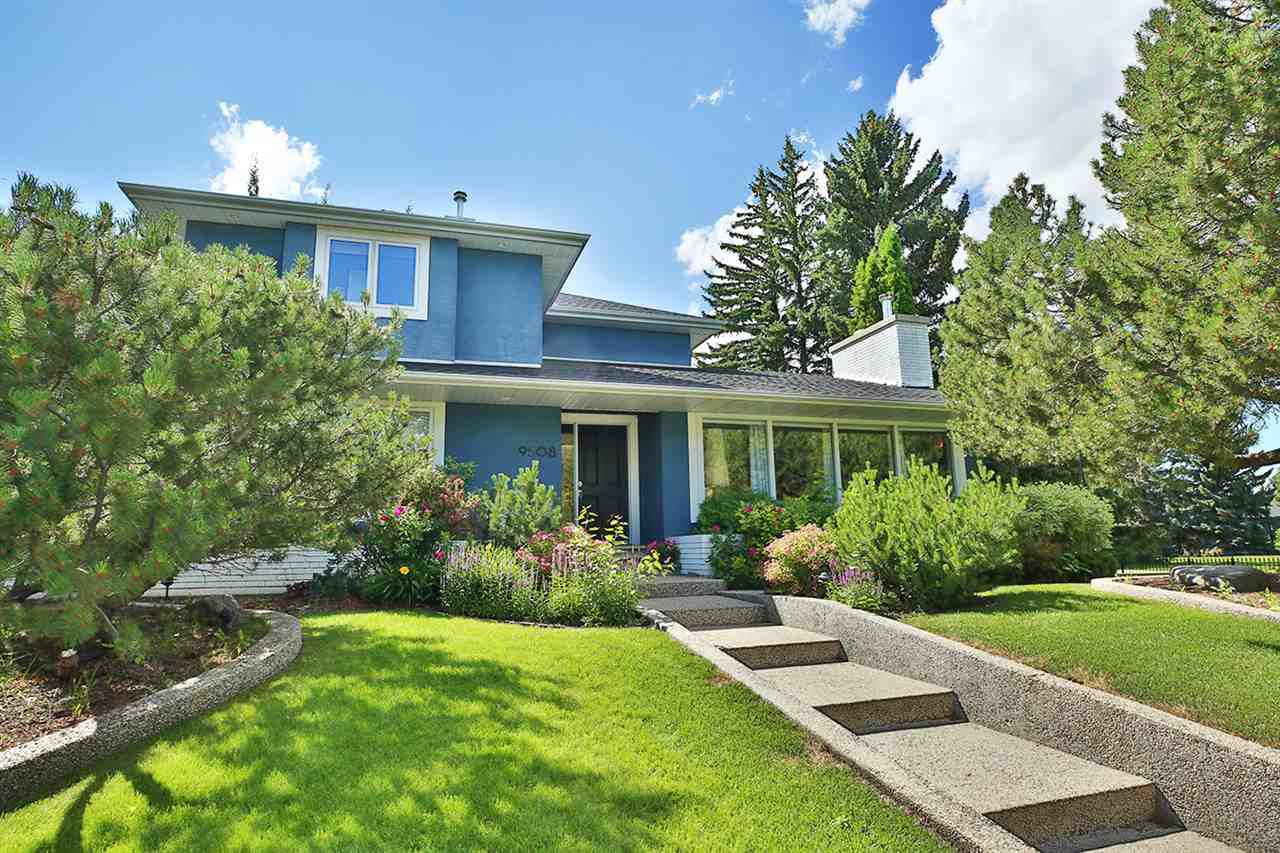 Main Photo: 9508 141 Street in Edmonton: Zone 10 House for sale : MLS®# E4135696