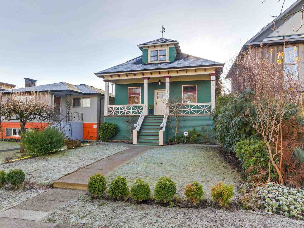 "Main Photo: 1316 E 20TH Avenue in Vancouver: Knight House for sale in ""CEDAR COTTAGE"" (Vancouver East)  : MLS®# R2326256"