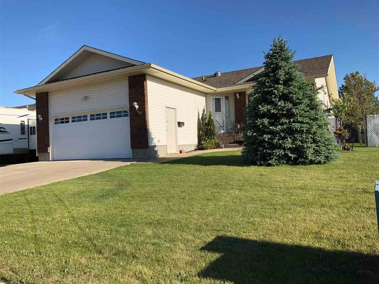 Main Photo: 156 Northbend Drive: Wetaskiwin House for sale : MLS®# E4141000
