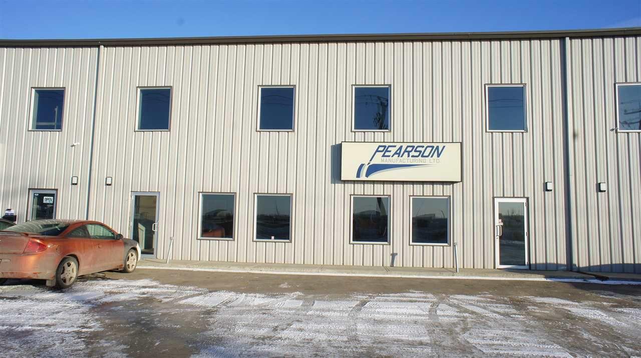 Main Photo: 103 7609 Sparrow Drive: Leduc Industrial for lease : MLS®# E4142636