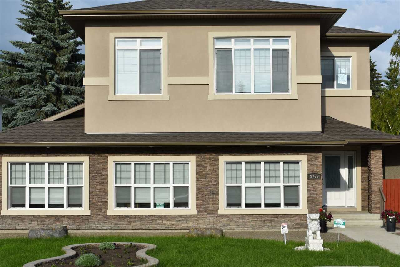 Main Photo: 8739 118 Street in Edmonton: Zone 15 House for sale : MLS®# E4158391