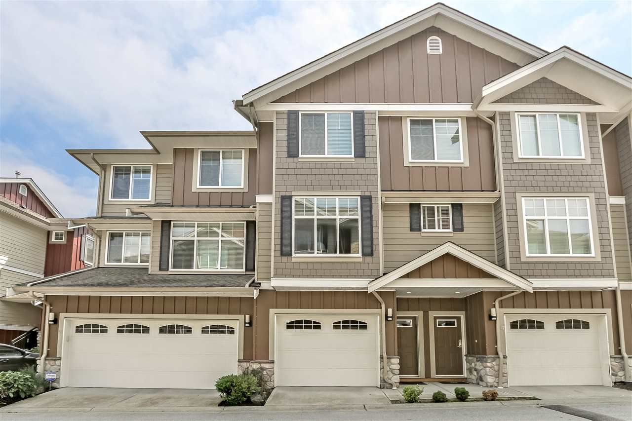 "Main Photo: 46 3009 156 Street in Surrey: Grandview Surrey Townhouse for sale in ""Kallisto"" (South Surrey White Rock)  : MLS®# R2374729"