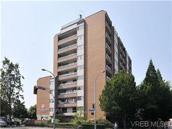 Main Photo: 1005 1630 Quadra Street in VICTORIA: Vi Central Park Condo Apartment for sale (Victoria)  : MLS®# 288963